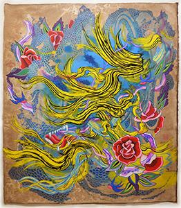 Yellowave (Rose) by Jiha Moon