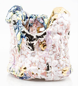 """""""Accumulation Vessel 61,"""" 2020, by Andrew Casto"""