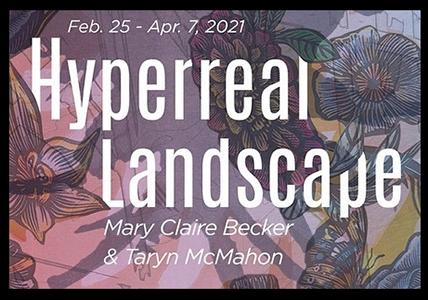 Hyperreal Landscape