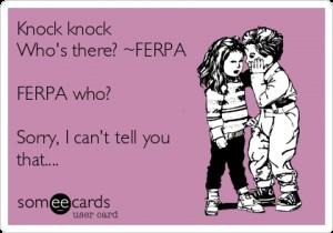 FERPA Joke